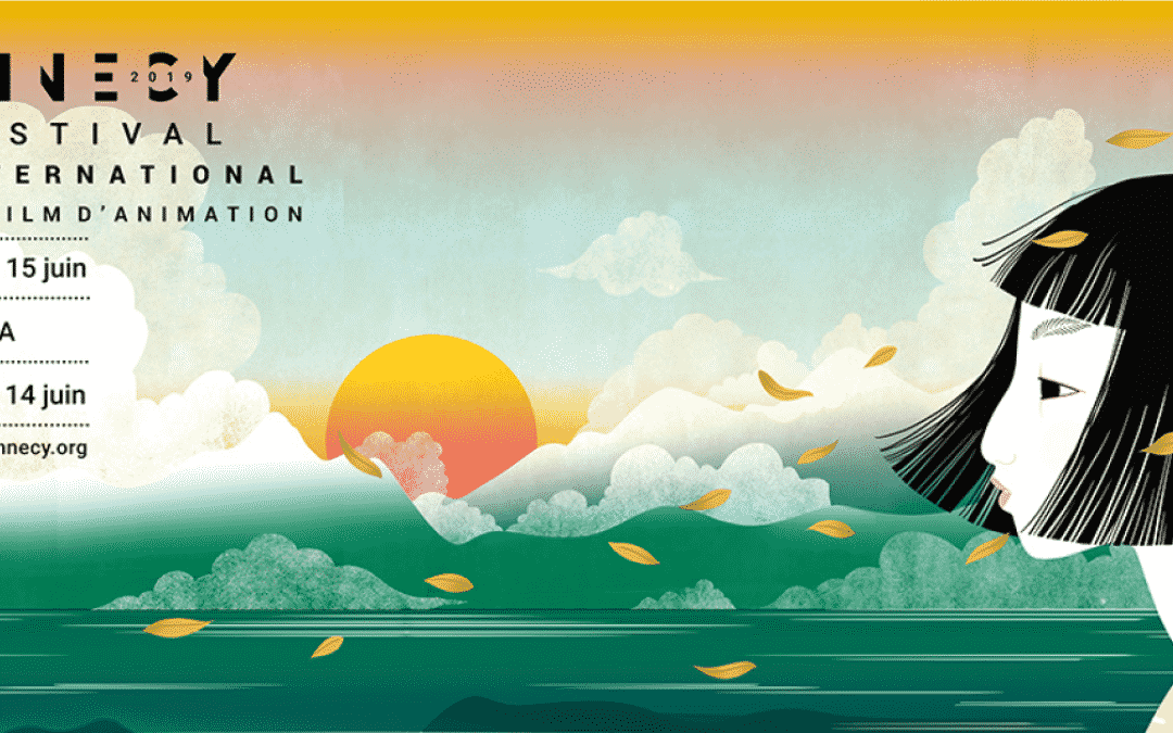 L'ESRA au Festival international du film d'animation d'Annecy 2019